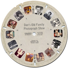 old photo show (Dan Anderson (dead camera, RIP)) Tags: pictures show family collage digital toy photo 3d view master photographs disk disc viewmaster compilation reel stereoscope dananderson