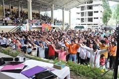 DSC_0134 (malbertz) Tags: worship jesus praise bontoc mtprovince igorot kankanaey malbert fbcfi