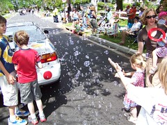 Parade bubbles