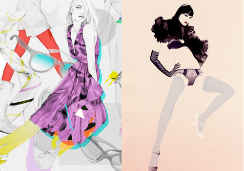 3517829627 3020be6fcb o 30 Fashion Illustrators You Cant Miss Part 1