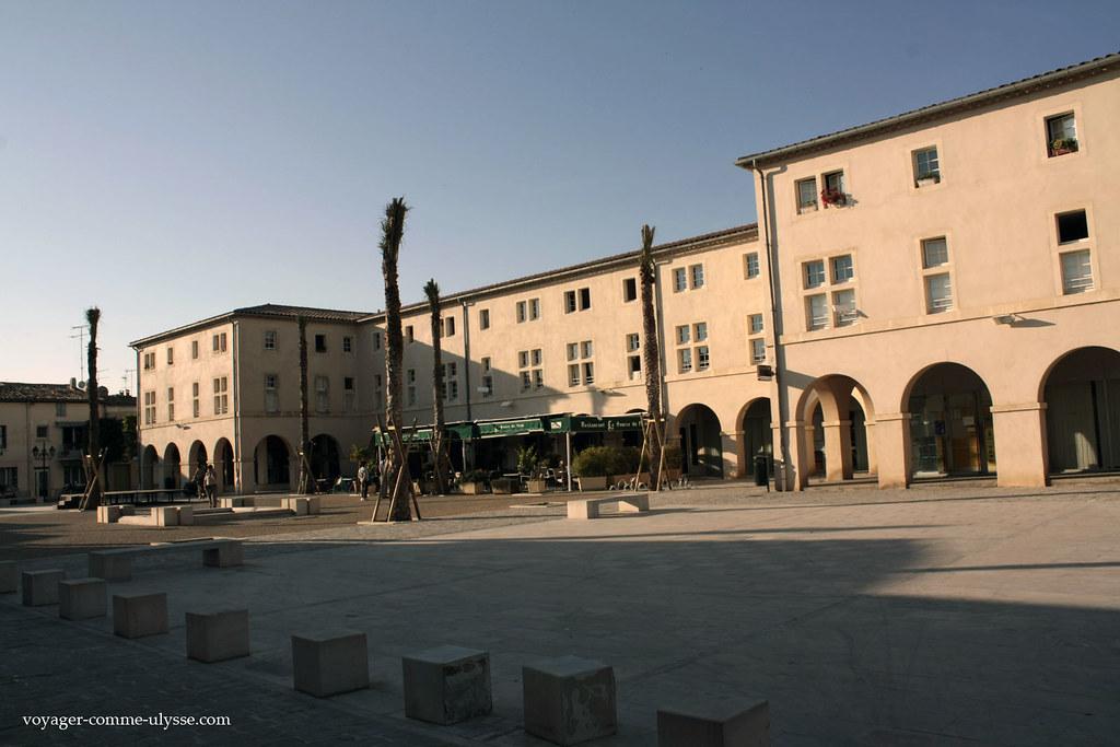 Place de la Viguerie