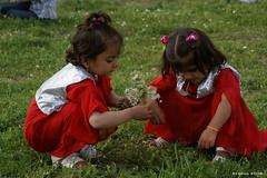 Sweet girls (kezwan) Tags: girl spring kurdistan kurd kezwan 1on1people