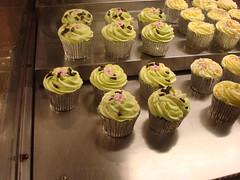 London 2009- Cupcakes Harrods