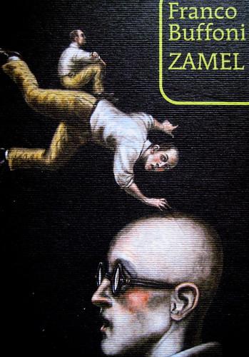 Franco Buffoni, Zemel, Marcos y Marcos 2009, graphic design: non indicato, illustrazione di copertina: David Dalla Venezia, (part), 5