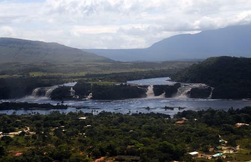 cainama lagoon aerial