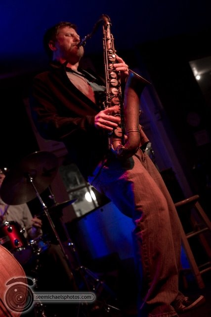 South Park Bar and Grill Jazz Jam 52809© Michael Klayman-029