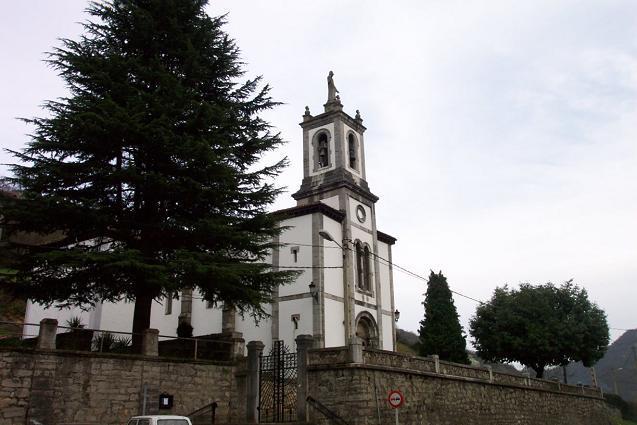 Iglesia de S. Salvador de Cabañaquinta