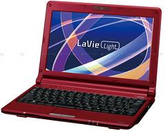 NEC LaVie Light, Netbook
