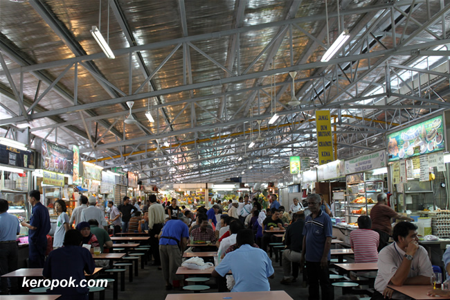 The Temp Little India Food Centre