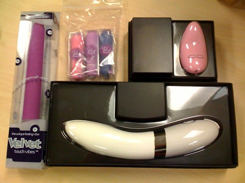 Lelo sex toys (and others) will be GIVEN AWAY June 18th!