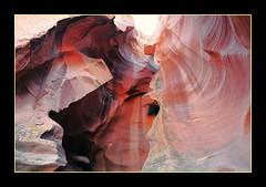Upper Antelope Canyon, Arizona, Usa (depu1056) Tags: red arizona orange usa rock canyon page navajo antelopecanyon