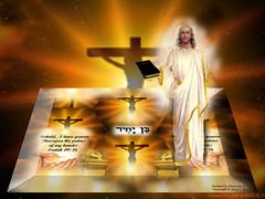 Yeshua Jesus Cross (mareeshastar) Tags: cross ministry christian holy messiah yeshua jesuswarrior yeshuahamashich