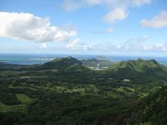 Pali Lookout view 2