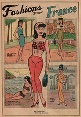 Betty_Veronica104_PinUp (repose) Tags: comics pinup bettyandveronica archiecomics dandecarlo veronicalodge 1960sfashions
