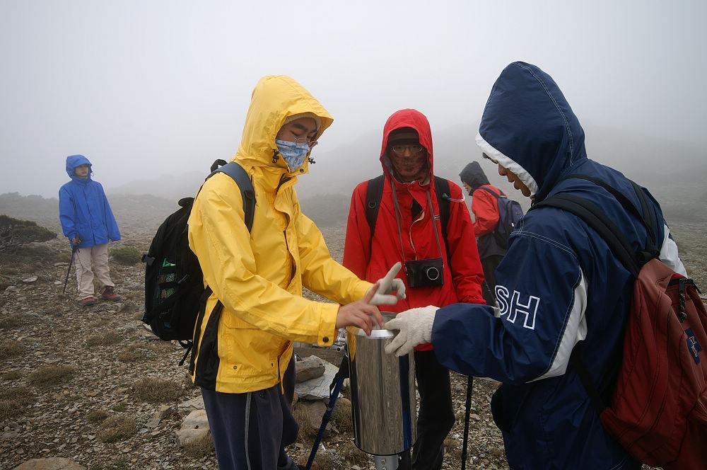 南湖大山day3-140 仔細研究