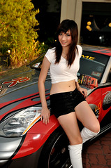 Miss Auto City (hcchoo) Tags: 2470mmf28g