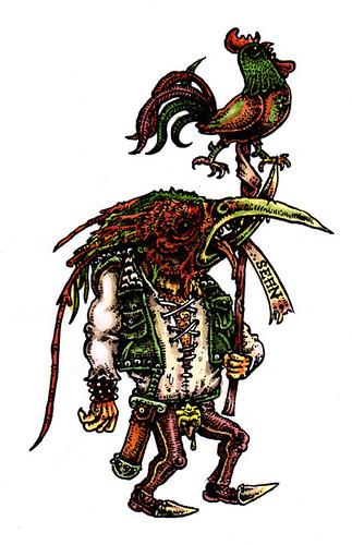 bird goblin
