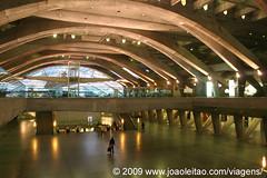 Estação do Oriente Lisboa, Portugal