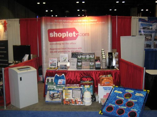 3639390248 eee9e8d7a2 Shoplet at the GSA Show in San Antonio Texas!