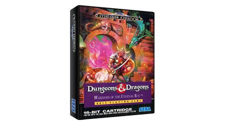 Dungeons & Dragons : Warriors of the Eternal Sun