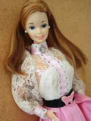Angel Face Barbie (Chicomttel) Tags: face mxico angel 1982 barbie mattel inc