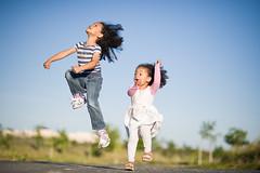 giddy-up (diyosa) Tags: sisters blog jump walk