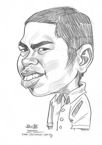 caricature for Hello Technology - 1
