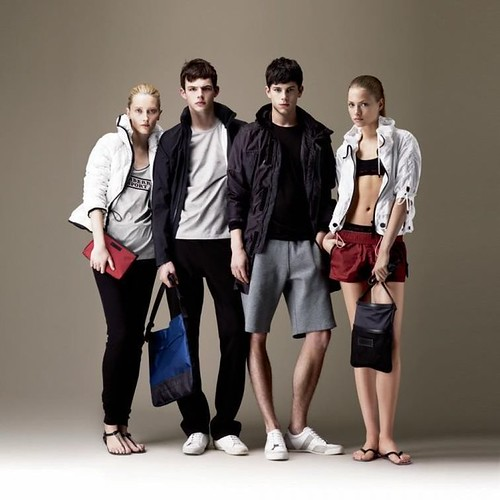 Jeremy Young0118_Burberry Sport SS2010