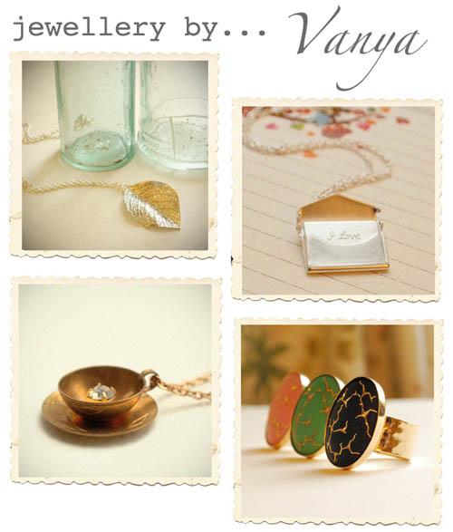 Jewellery by Vanya