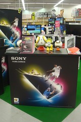 Sony Soccer World Cup POP Display structures - 16mm X-Board Print