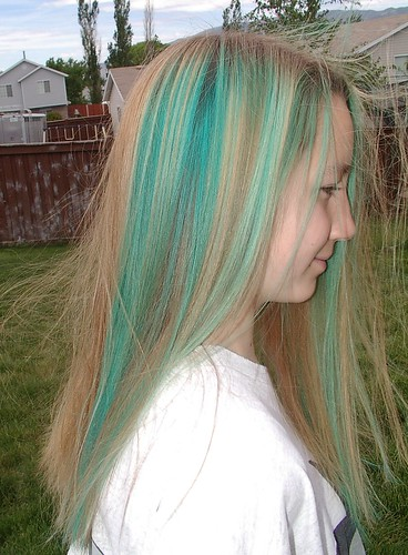 Want To Trial Test A New Hair Color For 7 Days Try Kool Aid Pic