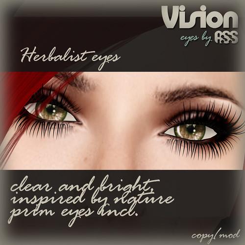 A:S:S Vision - Herbalist eyes
