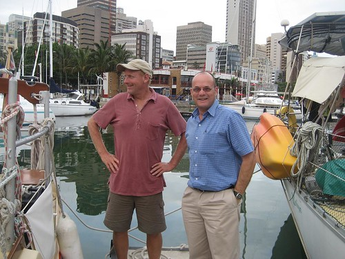 Chris S and Peter Durban
