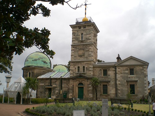 Sydney Observatory (view no. 2) in 2009 for Tyrrell Today group by you.