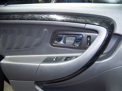 2010 Ford Taurus door panel