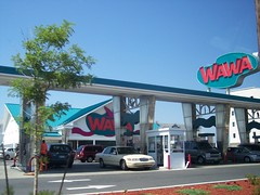 Retro Wawa (LancerE) Tags: camera usa digital america us newjersey unitedstates unitedstatesofamerica nj retro creativecommons jersey northamerica digitalcamera wildwood doowop wawa conveniencestore usofa flickritis thebiggestgroup 10millionphotos