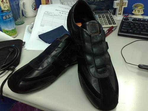 黑色鞋蛇BOSS Mark