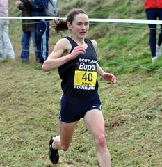 Freya Murray BUPA Xcountry (Sigonian) Tags: athletics holyrood murray freya xcountry bupa