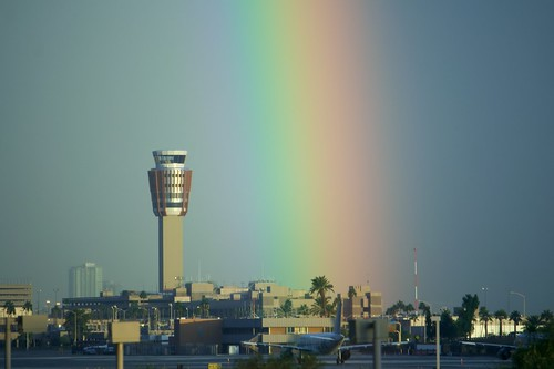 Sky Harbor Airport, Phoenix, Arizona