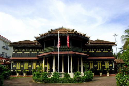 Istana Jahar, Kota Bharu, Kelantan