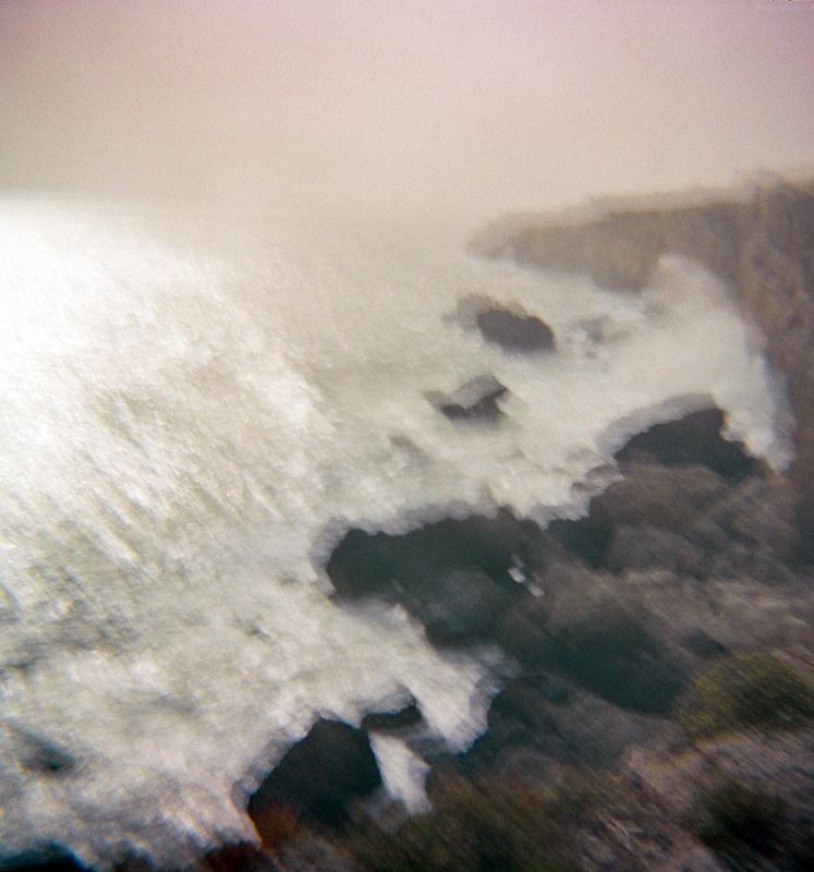 impressionnist waves, south of Dingli