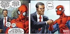 spiderman/barack