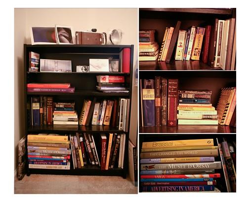 what's in my bookshelf?