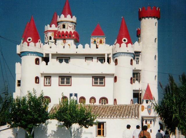 Πελοπόννησος - Μεσσηνία - Δήμος Κυπαρισσίας Το Κάστρο των Παραμυθιών