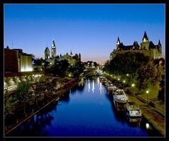 ~ Rideau Canal, Ottawa ~