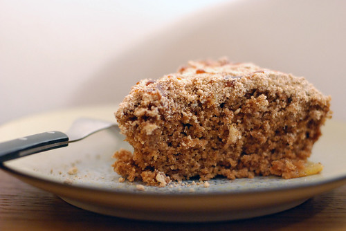 Slice of Appleyest Spice Cake