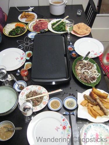 Bo Nhung Dam  (Vietnamese Beef Dipped in Vinegar) 1