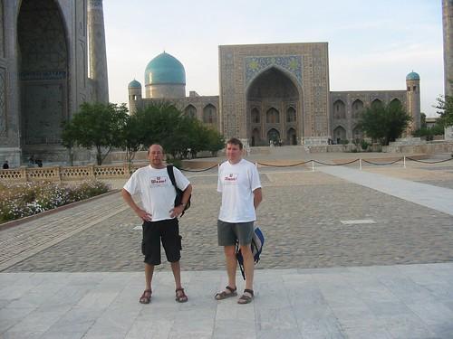 Twee Duvels voor het mooiste plein ter wereld