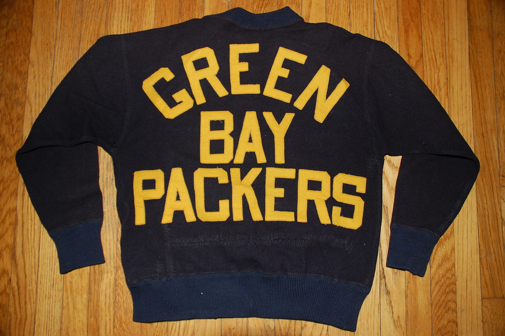 brand new e8a30 8e432 Vintage Packers Shirt