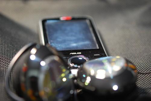 搭配我的手機P320 ^^